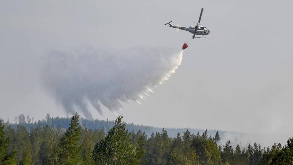 Φωτιά Γερμανία: Τεράστια πυρκαγιά 50 χλμ από το Βερολίνο – Εκκενώνονται κατοικημένες περιοχές (Pics)