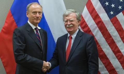 РФ и США договорились возобновить контакты, несмотря на противоречия