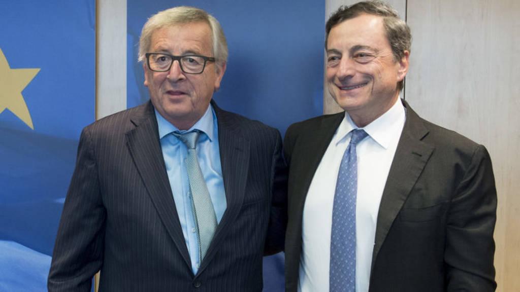 Παζάρι για τα πόστα στις Βρυξέλλες - Μάχη για τις «καρέκλες» του Γιούνκερ και του Ντράγκι