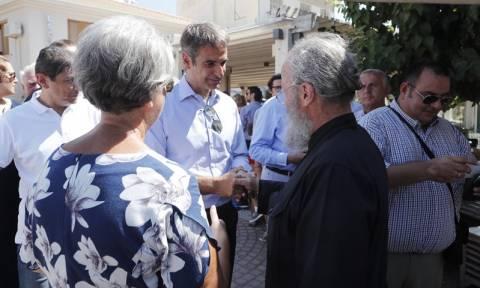 Μητσοτάκης: Ο Τσίπρας έχει δεσμεύσει τη χώρα σε ένα άτυπο 4ο μνημόνιο