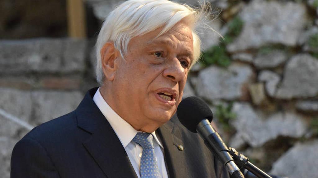 Προκόπης Παυλόπουλος: Επιτακτική η ανάγκη της αρραγούς ενότητας