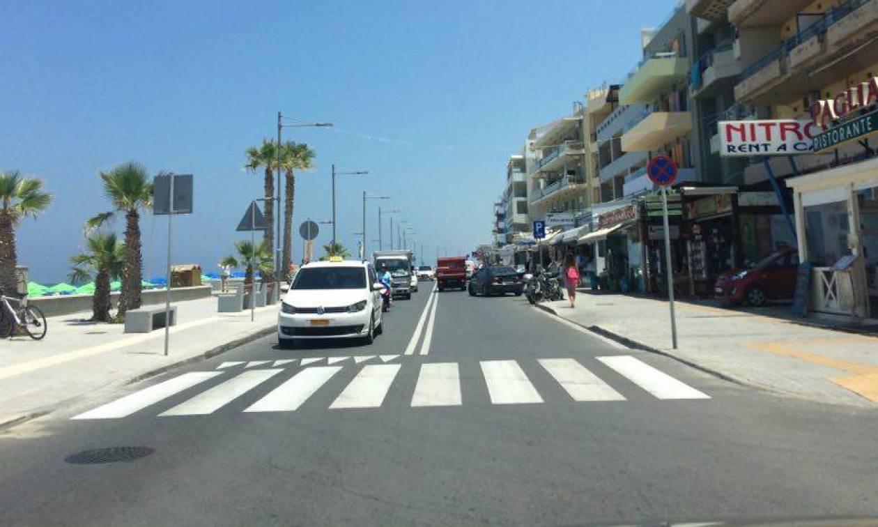 Μία από τις ελάχιστες πόλεις της χώρας μας που οι οδηγοί σταματούν στις διαβάσεις