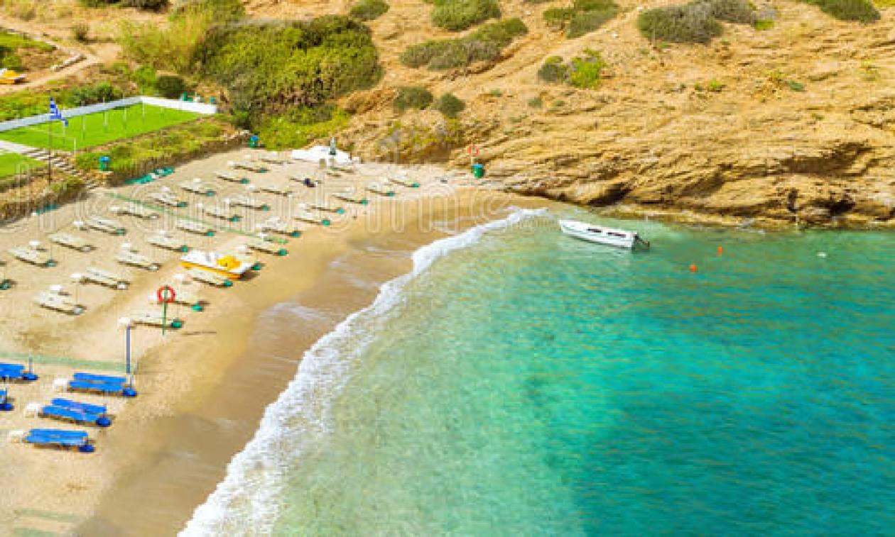 Κρήτη: Aυτή είναι η παραδεισένια παραλία που ελάχιστοι γνωρίζουν