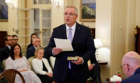 Αυτός είναι ο νέος πρωθυπουργός της Αυστραλίας (vid)