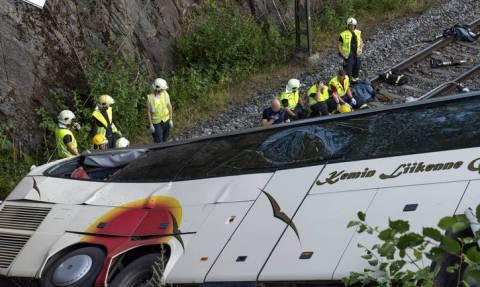 Φινλανδία: Λεωφορείο συγκρούστηκε με Ι.Χ. - Τουλάχιστον 4 νεκροί