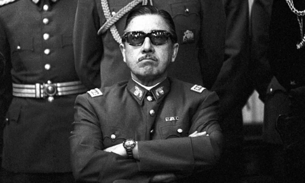 Επίστρέφουν στη Χιλή τα «ματωμένα» δολάρια του δικτάτορα Πινοσέτ