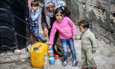 Παλαιστίνη: Η διακοπή της ανθρωπιστικής βοήθειας των ΗΠΑ δε θα μας λυγίσει