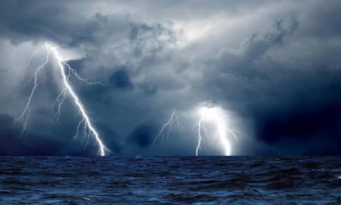 Καιρός – Προσοχή! Η ΕΜΥ προειδοποιεί: Έρχονται έντονα φαινόμενα – Πού και πότε θα «χτυπήσουν»