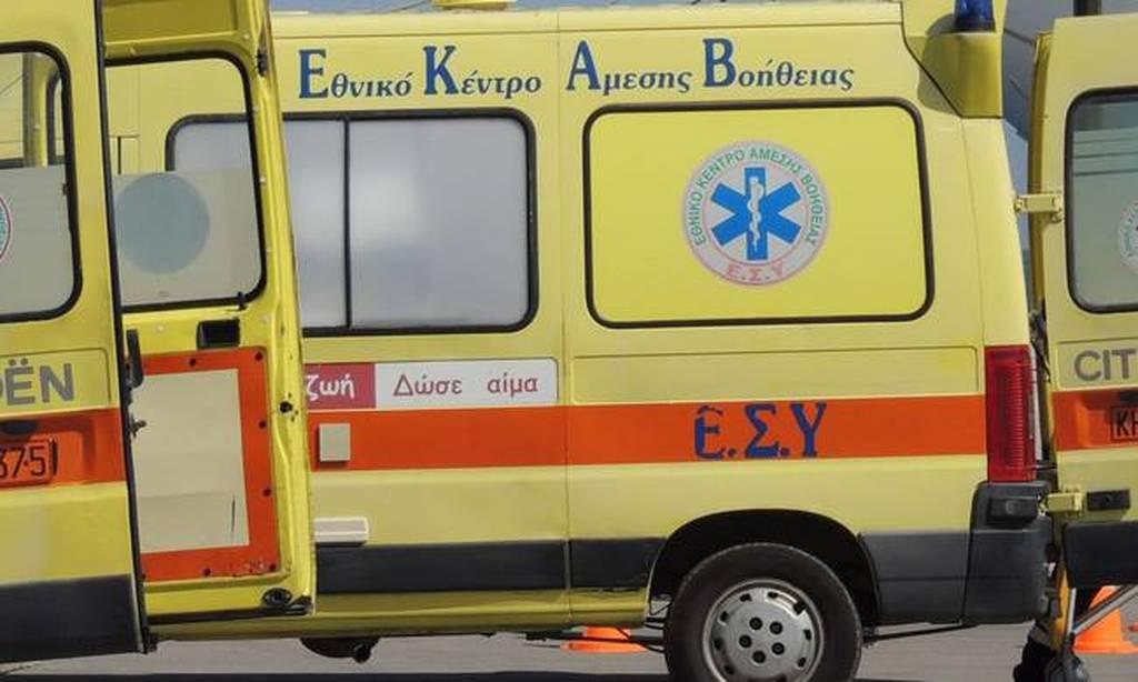 Τρίκαλα: Μεθυσμένος οδηγός παρέσυρε νεαρό κορίτσι