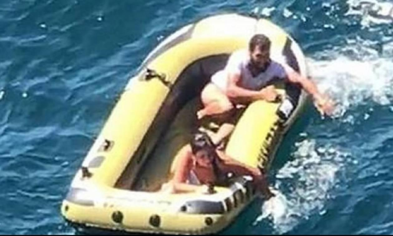 Έλληνας σώζει ζευγάρι ναυαγών που θαλασσοδέρνονταν στη Μαύρη Θάλασσα για πέντε μέρες (vid)