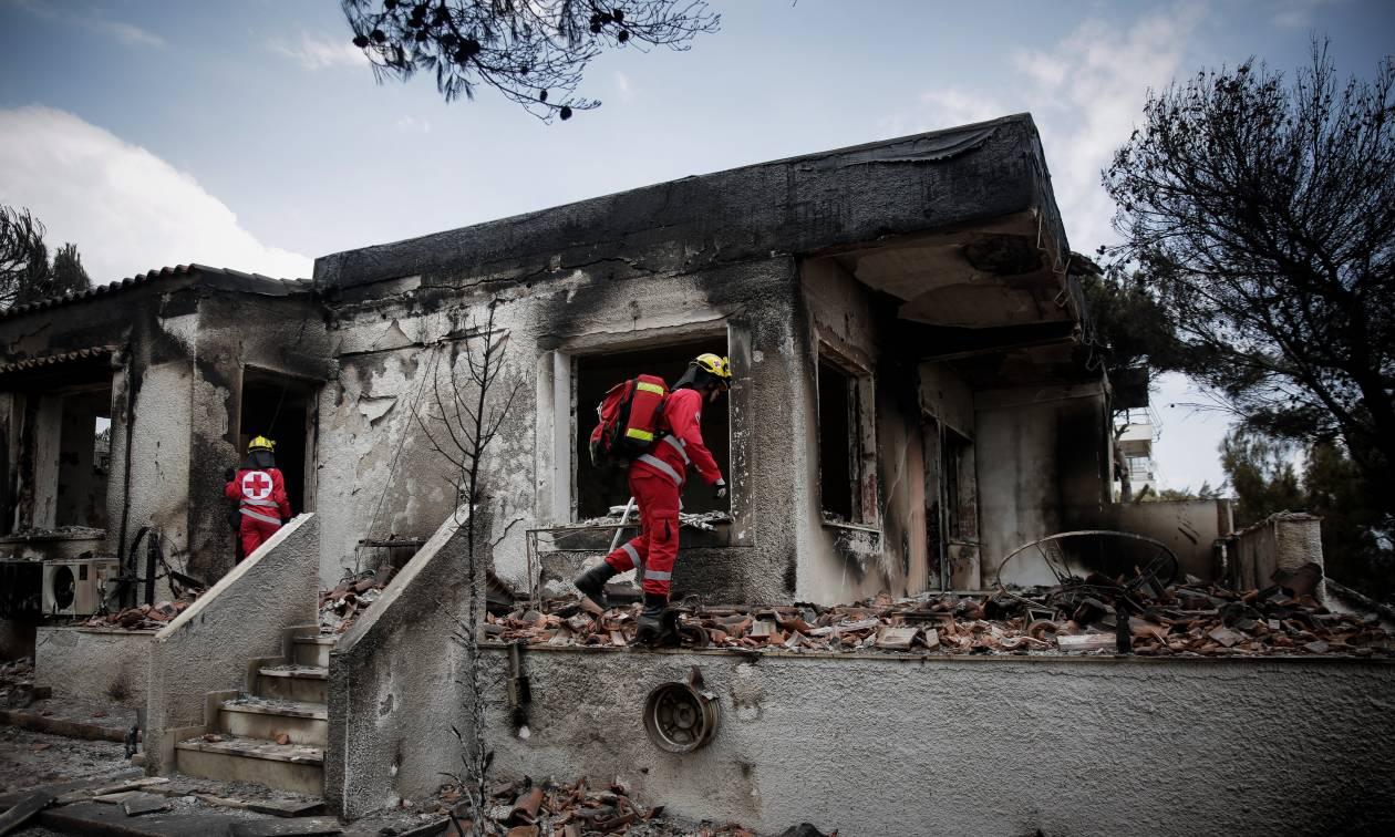 Φωτιά Μάτι: Πυρόπληκτοι πανεπιστημιακοί ζητούν να αποδοθούν ευθύνες για τη φονική πυρκαγιά