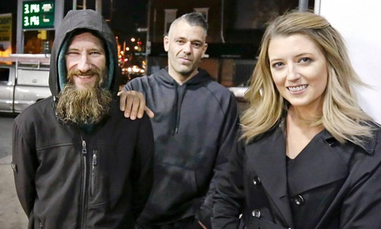 Άκαρδοι: Μάζεψαν 400.000 δολάρια από δωρεές για άστεγο και ξόδεψαν τα μισά σε ταξίδια (Pics)