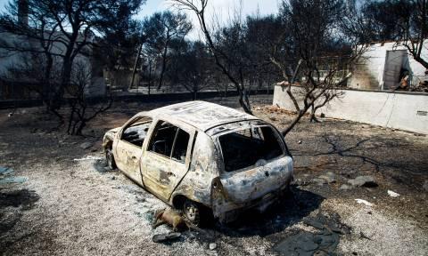 Συγγενής θυμάτων της φωτιάς στο Μάτι χτύπησε αξιωματικό της Πυροσβεστικής