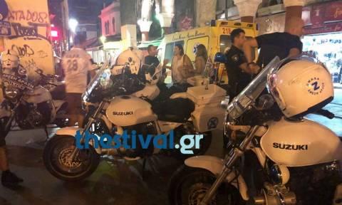 Θεσσαλονίκη: Νεκρός άνδρας από πτώση σε αίθριο πολυκατοικίας στο κέντρο της πόλης