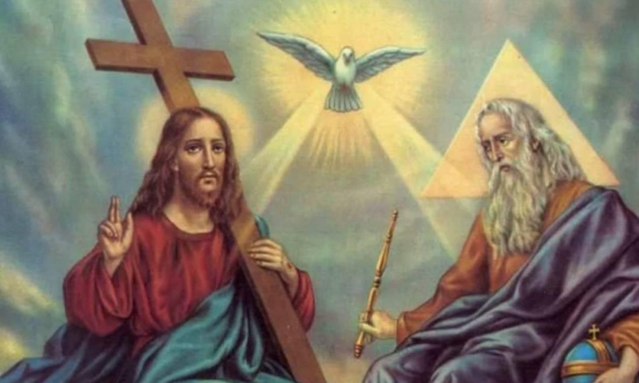 Στα ελληνικά μίλησε το Άγιο Πνεύμα;