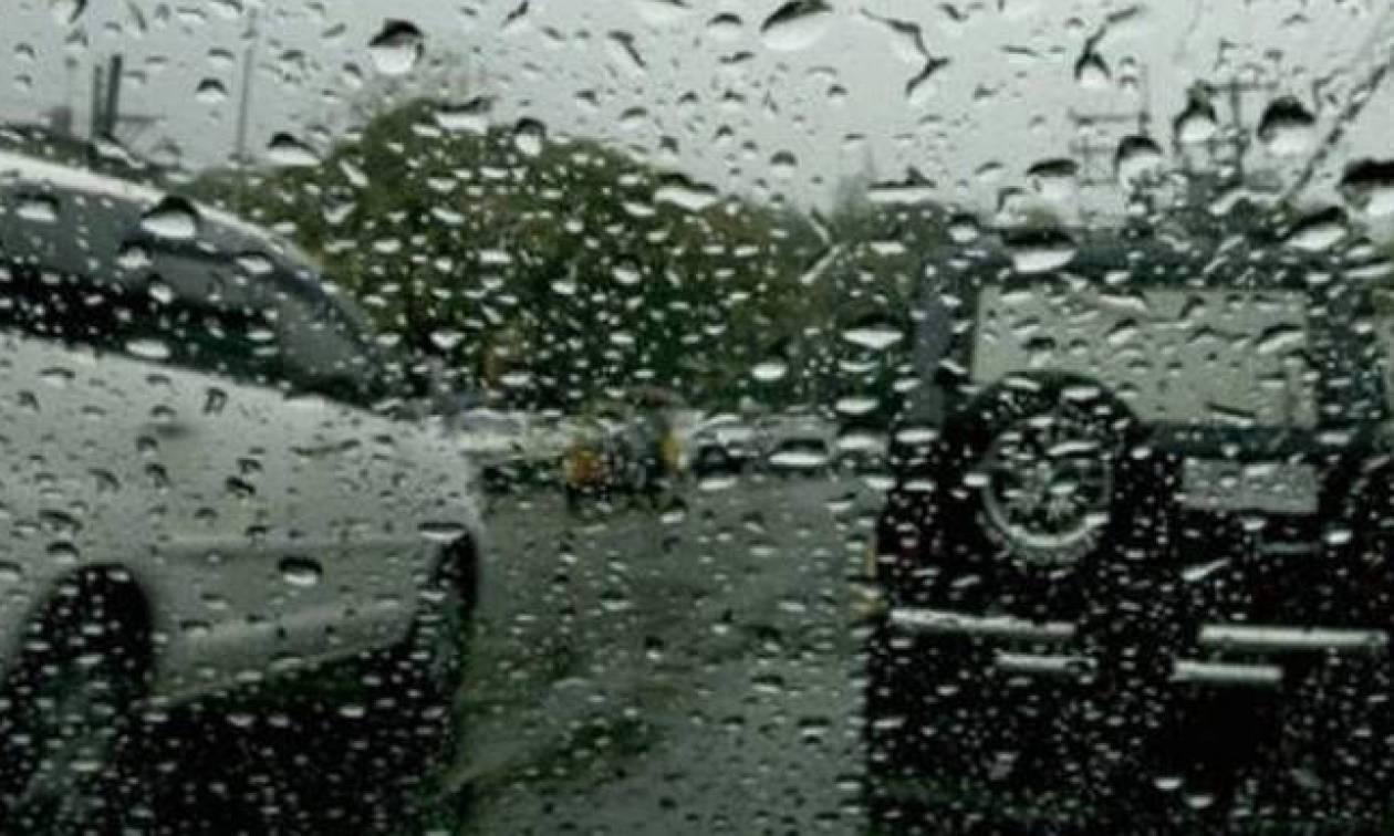 Καιρός ΤΩΡΑ: Άρχισε η κακοκαιρία - Δείτε πού βρέχει αυτή τη στιγμή