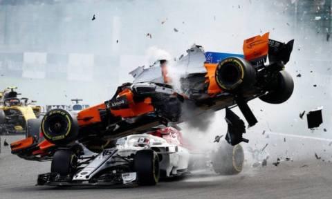Formula 1: Εύκολη νίκη για Φέτελ στην «πράσινη κόλαση» του Βελγίου (pics&vid)