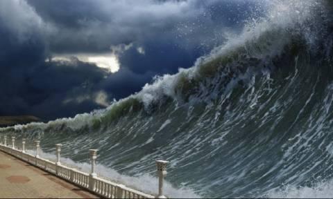 Απίστευτες φυσικές καταστροφές που έχουν καταγραφεί με κάμερα (video)