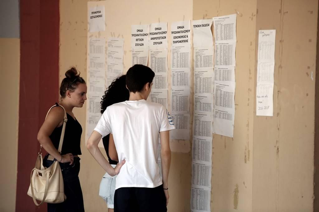 ΕΚΤΑΚΤΟ - Βάσεις 2018: Ανατροπή: Σήμερα η ανακοίνωσή τους