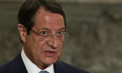 Αναστασιάδης: Δεν θα προχωρήσω σε λύση που θα προκαλεί ανασφάλεια στον Κυπριακό Ελληνισμό