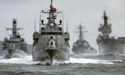 Πρόκληση εκτός ορίων: Οι Τούρκοι χτίζουν ναυτική βάση στα Κατεχόμενα (vid)