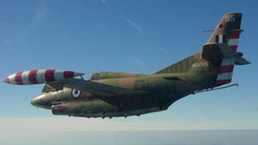 Αυτό είναι το αεροσκάφος της Πολεμικής Αεροπορίας που κατέπεσε στη Σπάρτη (pics)