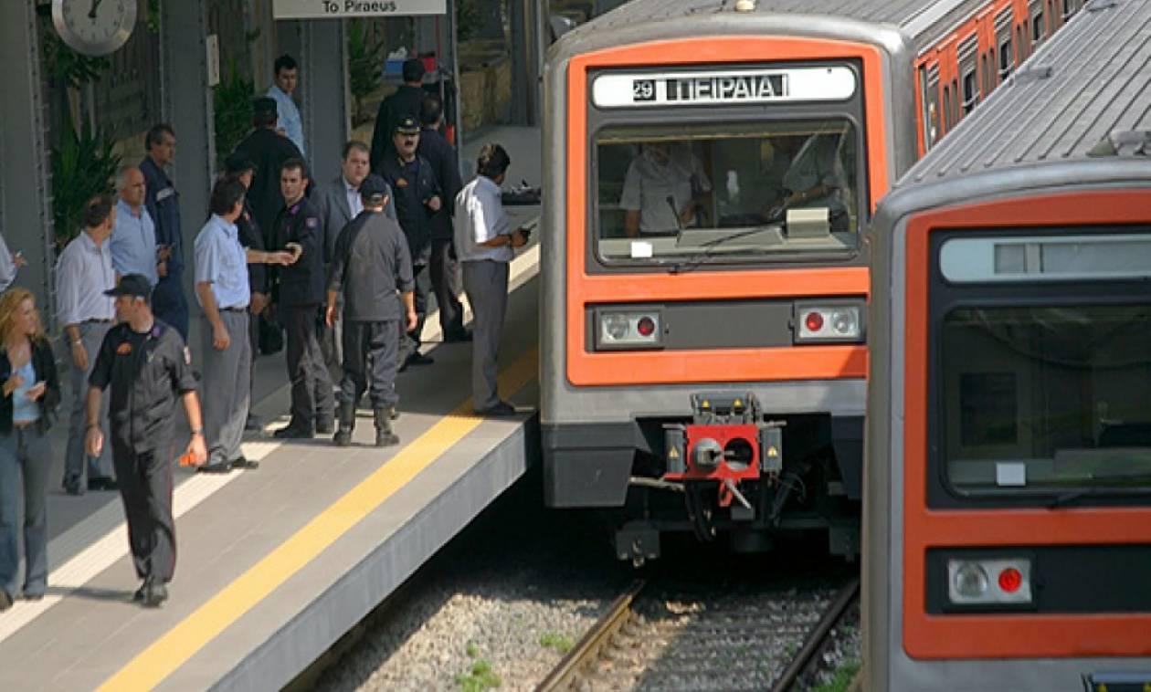 Τραγωδία στον Ηλεκτρικό: Αυτοκτόνησε άνδρας πέφτοντας στις ράγες του τρένου