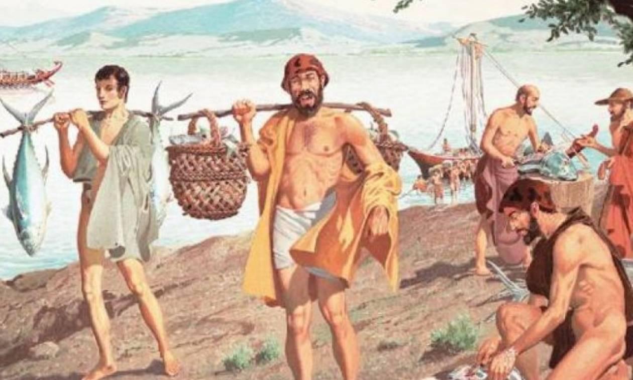 Καλοφαγάδες οι αρχαίοι Έλληνες - Διαβάστε τι προτιμούσαν να τρώνε