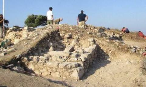 Κύπρος: Στο «φως» κτήριο του 4ου μ.Χ. αιώνα