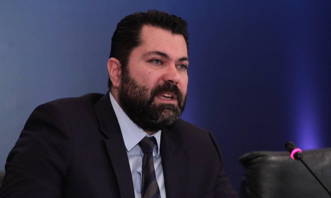 Ανασχηματισμός 2018 - Υφυπουργός Ψηφιακής Πολιτικής ο Λευτέρης Κρέτσος