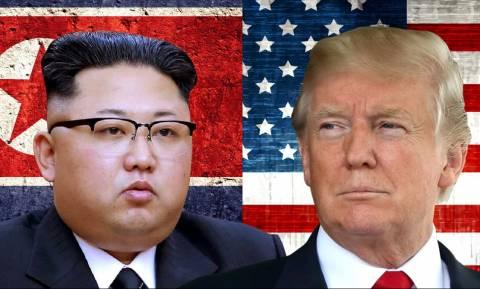 «Κώδωνας κινδύνου» από τη Βόρεια Κορέα: «Καταρρέουν» οι διαπραγματεύσεις για την αποπυρηνικοποίηση