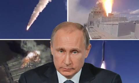 Σύννεφα πολέμου: Ο Πούτιν έτοιμος για όλα «πλημμυρίζει» τη Μεσόγειο με πολεμικά πλοία και υποβρύχια