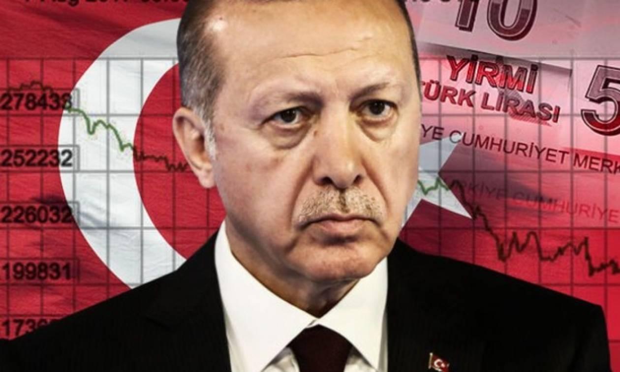 Την πάτησε ο Ερντογάν: Έβαλε τον Αλμπαϊράκ να μιλήσει κατά των ΗΠΑ και «γκρέμισε» την τουρκική λίρα