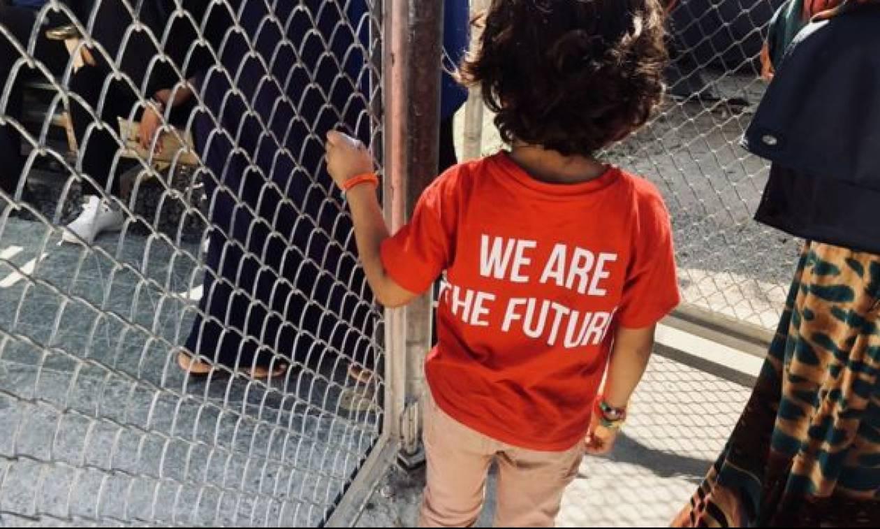 BBC: 10χρονα προσφυγόπουλα στη Μόρια επιχειρούν να αυτοκτονήσουν