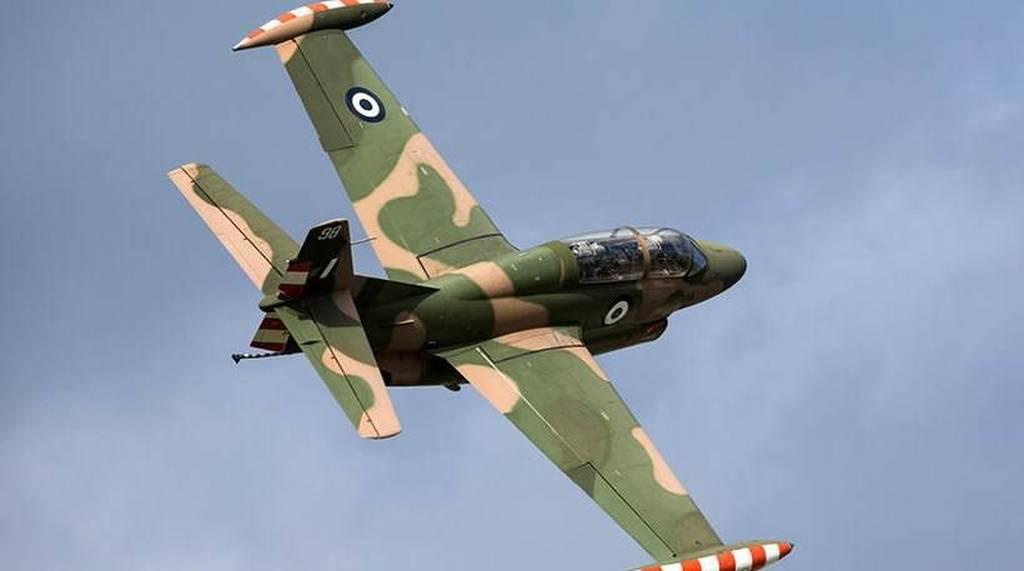Πτώση αεροσκάφους: Ο Επισμηναγός Νικόλας Βασιλείου «χάθηκε» για λίγα δευτερόλεπτα