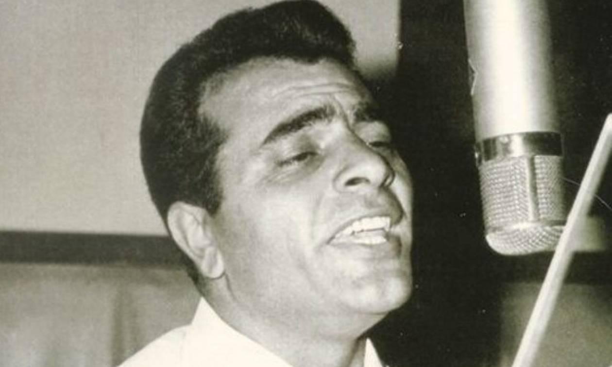 Σαν σήμερα το 1931 γεννήθηκε ο σπουδαίος λαϊκός τραγουδιστής και μουσικοσυνθέτης Στέλιος Καζαντζίδης