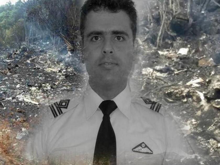 Θλίψη για το χαμό του Νικόλαου Βασιλείου: Στο πένθος βυθίστηκε η οικογένεια του επισμηναγού