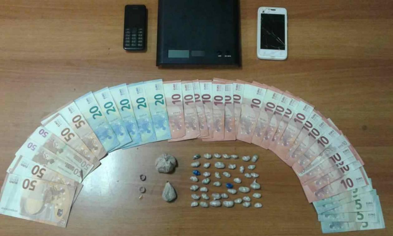 Ηράκλειο: Τρεις συλλήψεις για κατοχή και διακίνηση «σκληρών» ναρκωτικών