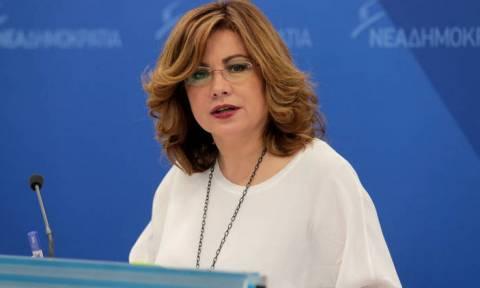 Σπυράκη: Ο επόμενος ανασχηματισμός θα προέλθει από τις κάλπες