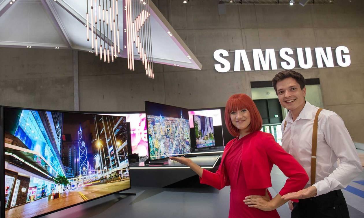 Η Samsung παρουσιάζει πρωτοποριακές τεχνολογίες που διαμορφώνουν το μέλλον του «δικτυωμένου» τρόπου
