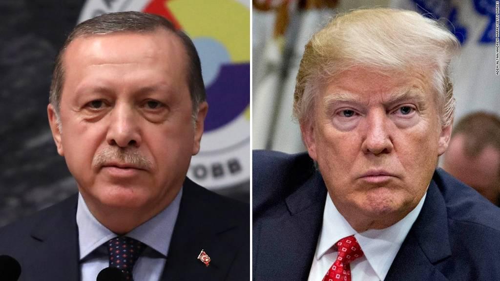 Ερντογάν προς ΗΠΑ: Δεν θα μας λυγίσετε – Μία φορά πεθαίνουμε και χίλιες ανασταινόμαστε