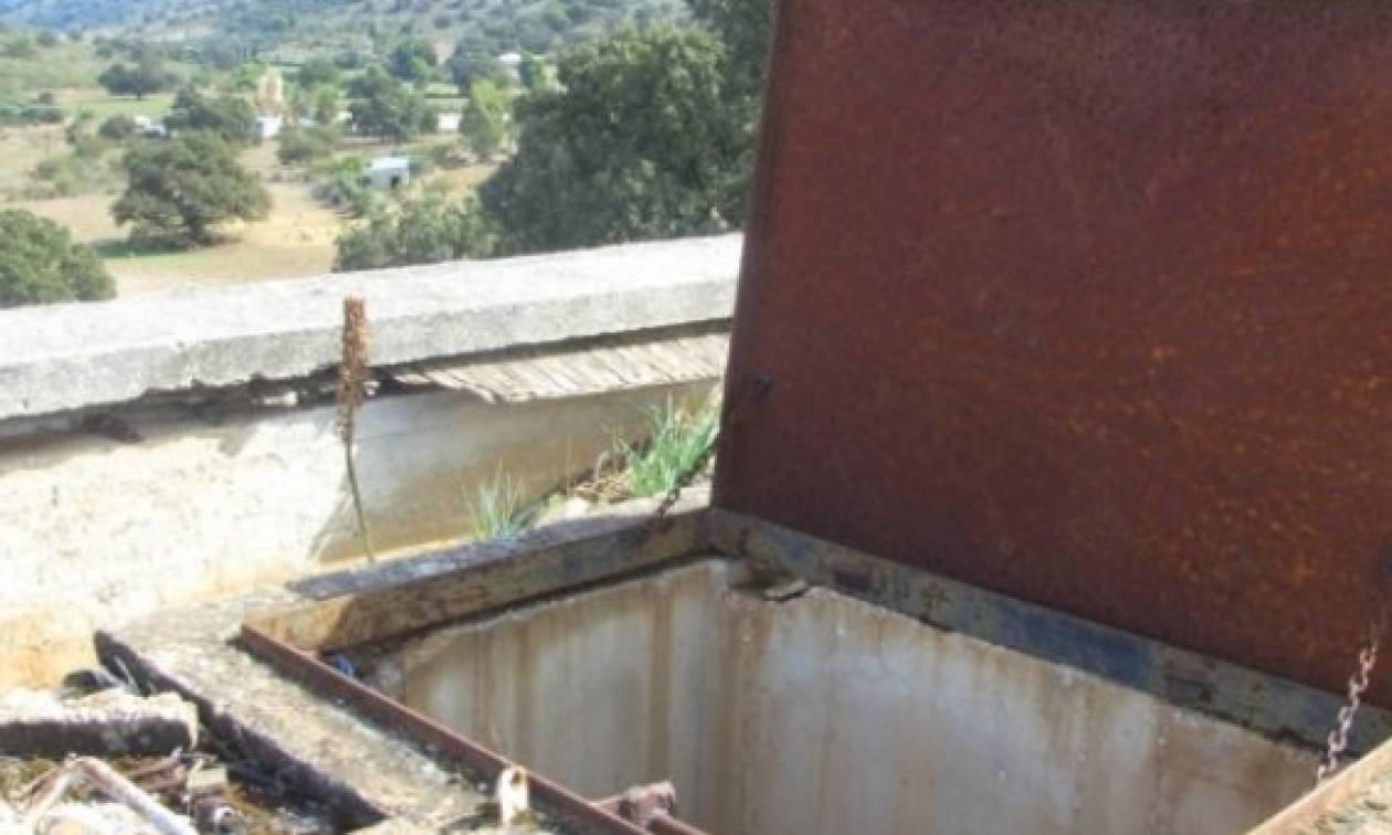 Θρίλερ στην Κρήτη: Γυναίκα βρέθηκε νεκρή σε δεξαμενή νερού