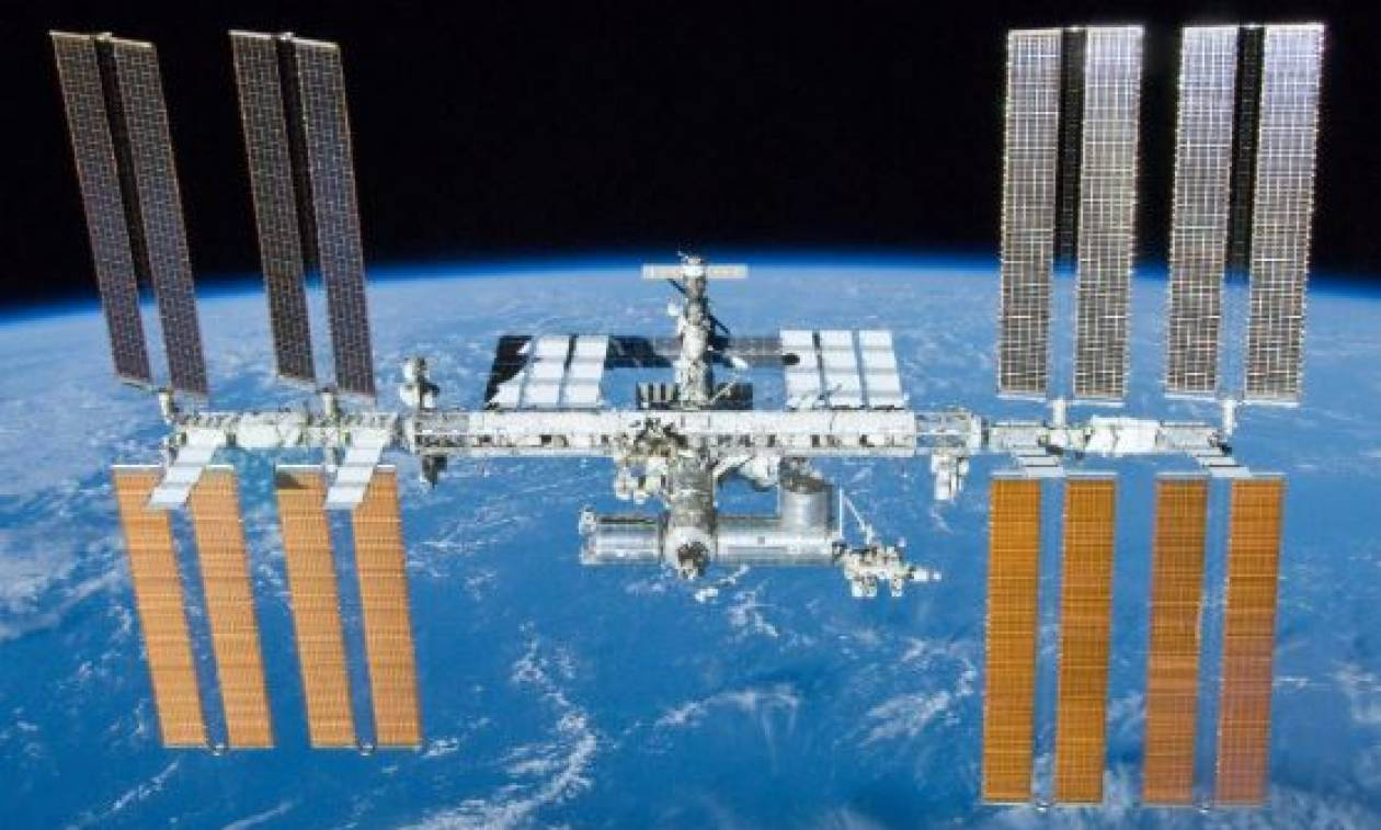 Θρίλερ με διαρροή οξυγόνου στον Διεθνή Διαστημικό Σταθμό