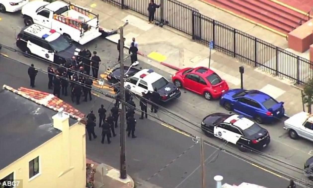 Πυροβολισμοί σε σχολείο στο Σαν Φρανσίσκο