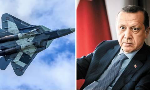 Ο Ερντογάν εκβιάζει τον Τραμπ: Αν δεν μας δώσετε F-35 θα αγοράσουμε ρωσικά μαχητικά