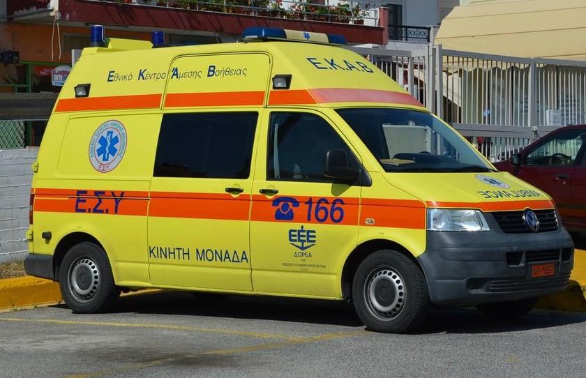 Κρήτη: Ποδηλάτης έπεσε σε γκρεμό