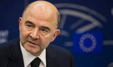 Αυστηρό μήνυμα από Μοσκοβισί και Έτινγκερ για την ιταλική οικονομία