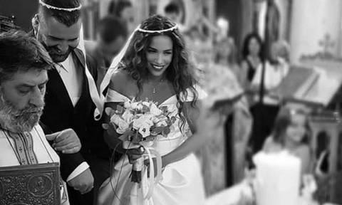 Στικούδη: Θα εκπλαγείτε με την πρώτη φωτογραφία, που δημοσίευσε στο instagram μετά τον γάμο της