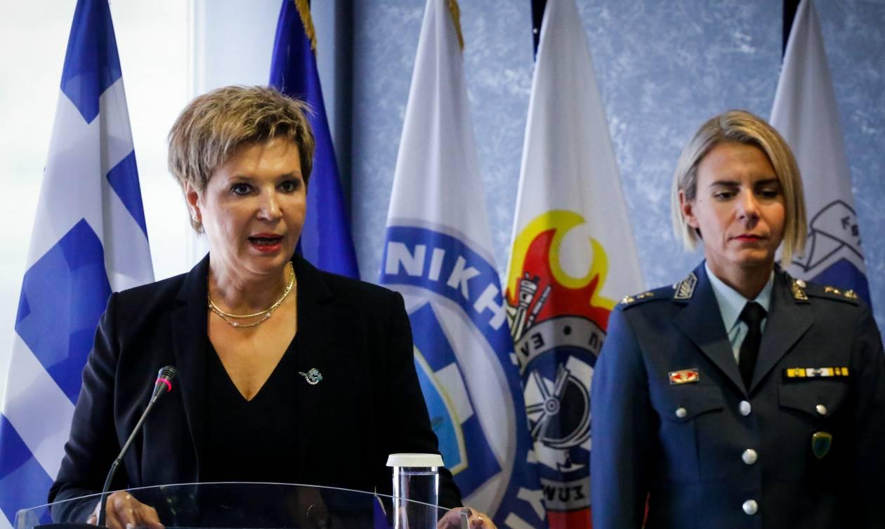 Γεροβασίλη: Η έννοια της προστασίας όλων των πολιτών βασικός στόχος της κυβέρνησης