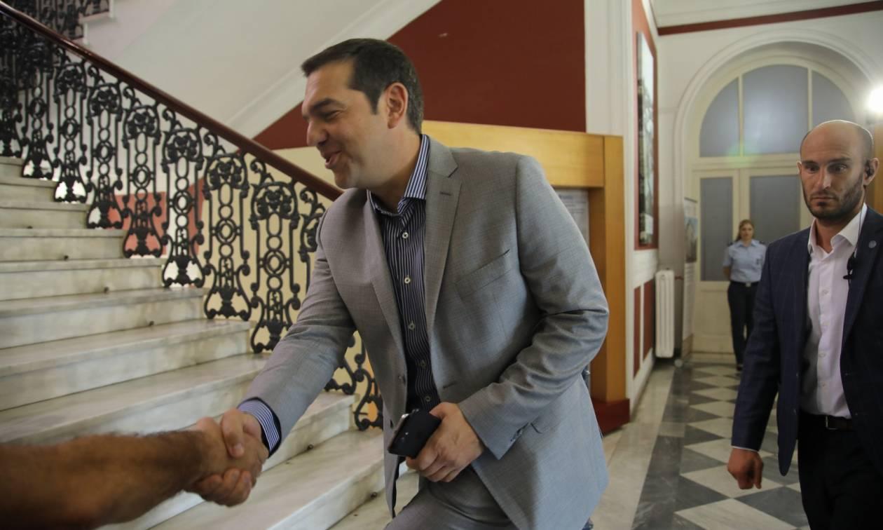 Στη Θεσσαλονίκη ο Τσίπρας: Με ποιους έχει συνάντηση